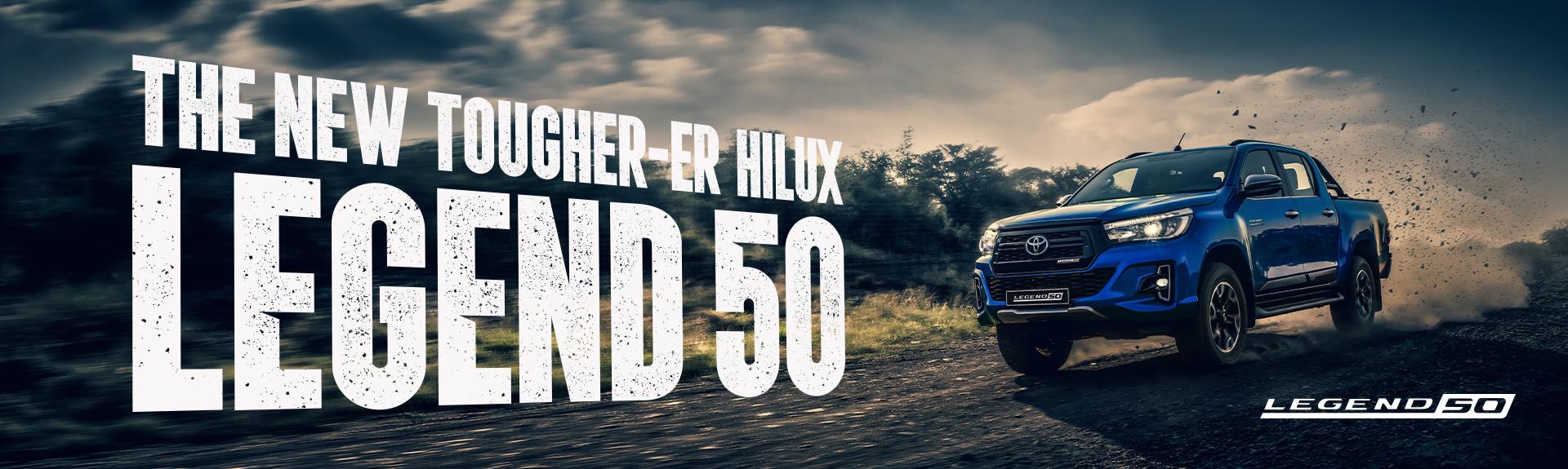 Hilux Legend 50